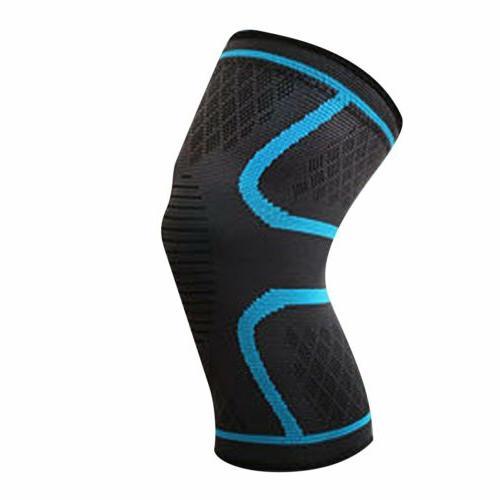 Elastic Sleeve Support Brace Knee Basketball