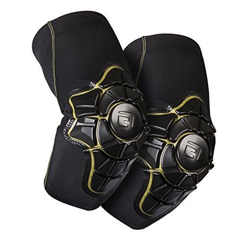 New G-Form Pro-X Elbow Pad Black//Yellow XL