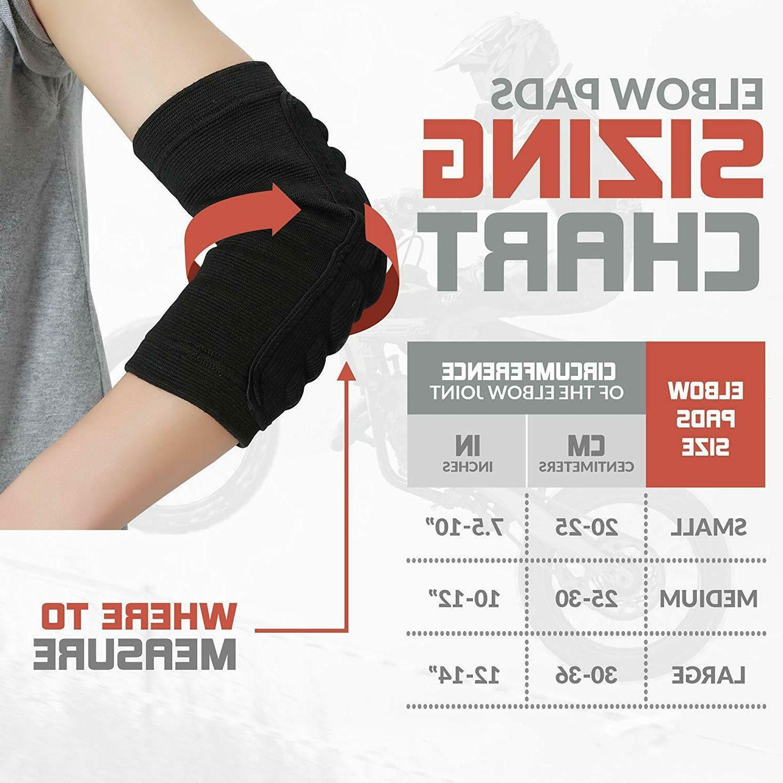 Bodyprox Elbow 1 Elbow Guard Sleeve, ABSOLUTE