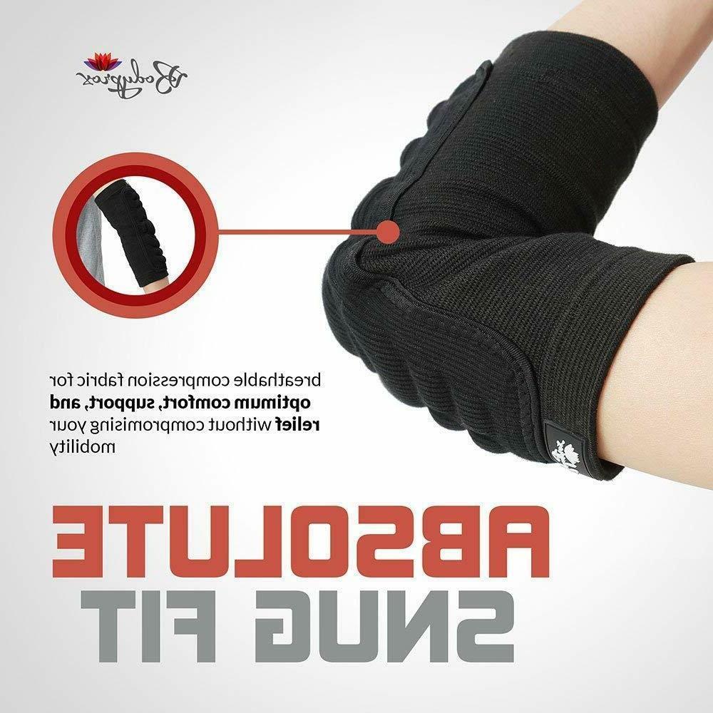 Bodyprox Elbow 1 Pair, Sleeve, ABSOLUTE