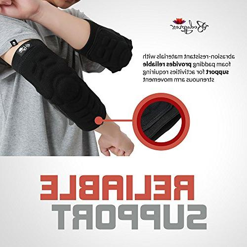 Bodyprox Elbow Pads 1 Guard