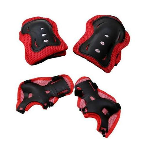 Elbow Wrist Protective Skating Safety Gear G