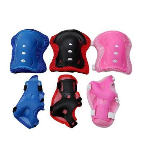 Elbow Wrist Protective Pad Cycling Safety Kid G