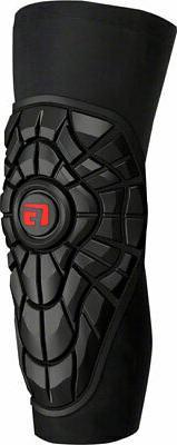 G-Form Elite Knee Pad: Black SM