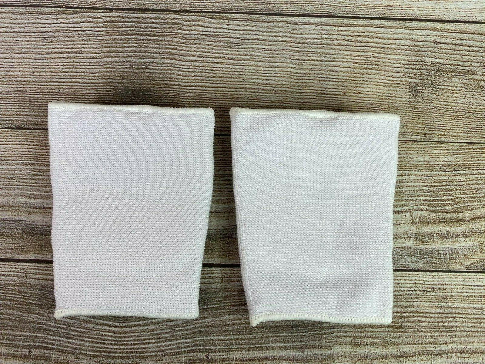 Nike Essential Medium/Large White Knee Pads