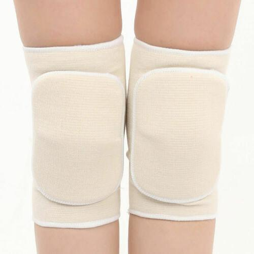 2PCS Exercise Knee For Bike Football Sports Protector Pads