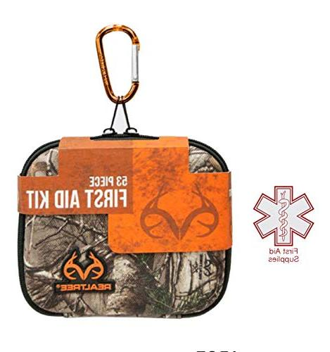 first aid kit realtree med