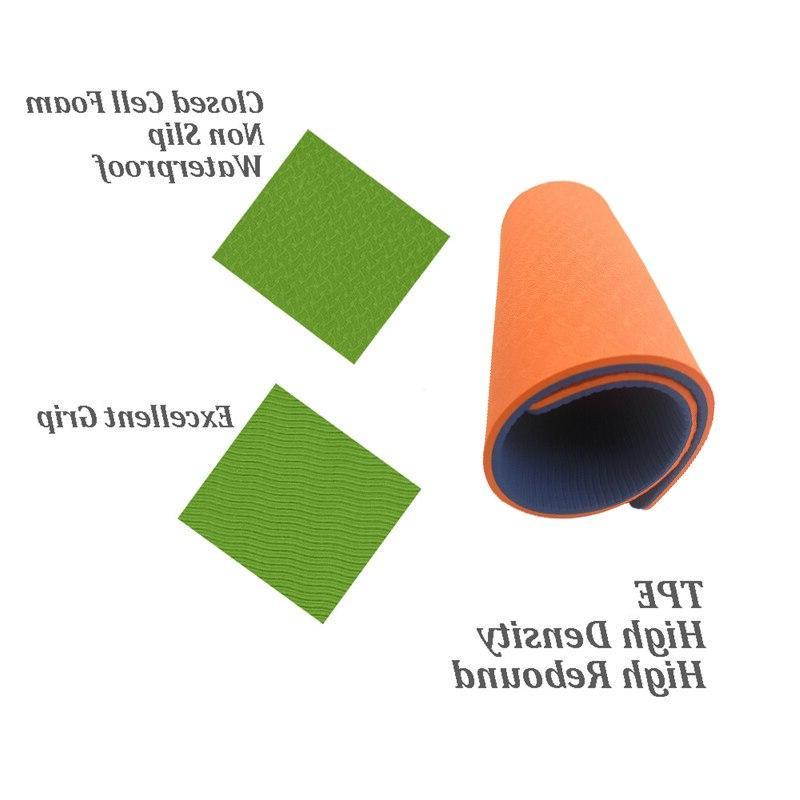 <font><b>Yoga</b></font> 6mm Elbows <font><b>Pads</b></font> Mats Gym <font><b>Knee</b></font> Protector <font><b>Yoga</b></font> Accessories Non-Slip Mat