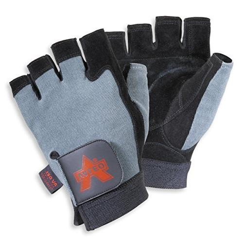 gray v430 antivibration gloves