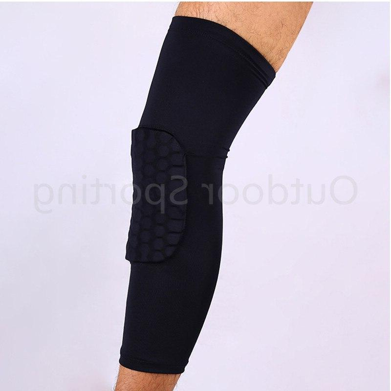 Ourpgone Gym <font><b>Basketball</b></font> Sports Leg Support Tape <font><b>Pads</b></font> Wrap Exercise Dropshipping!