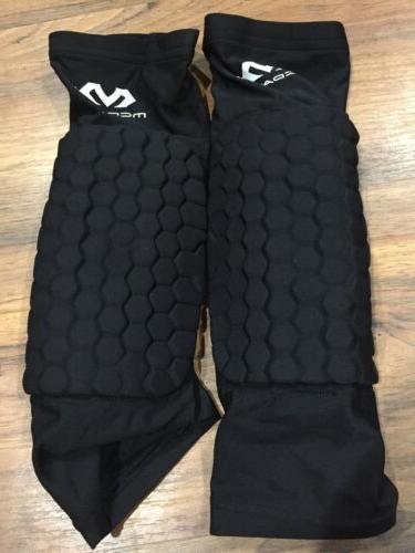 "MCDAVID Sleeves Basketball Protective 6446 Black 10-12"""