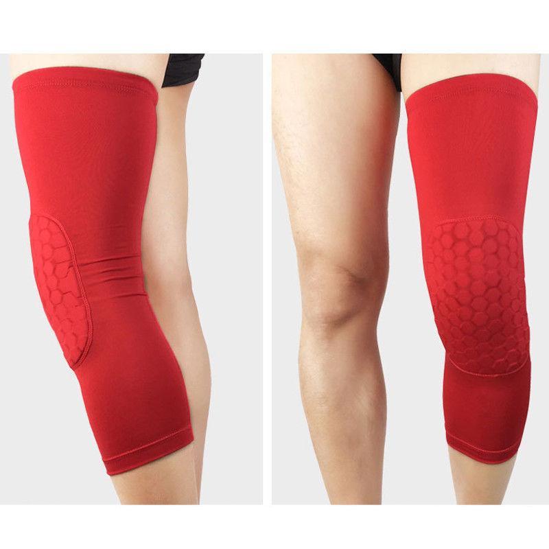 Hex Sponge Protective Knee Pads Sleeves Compression Knee