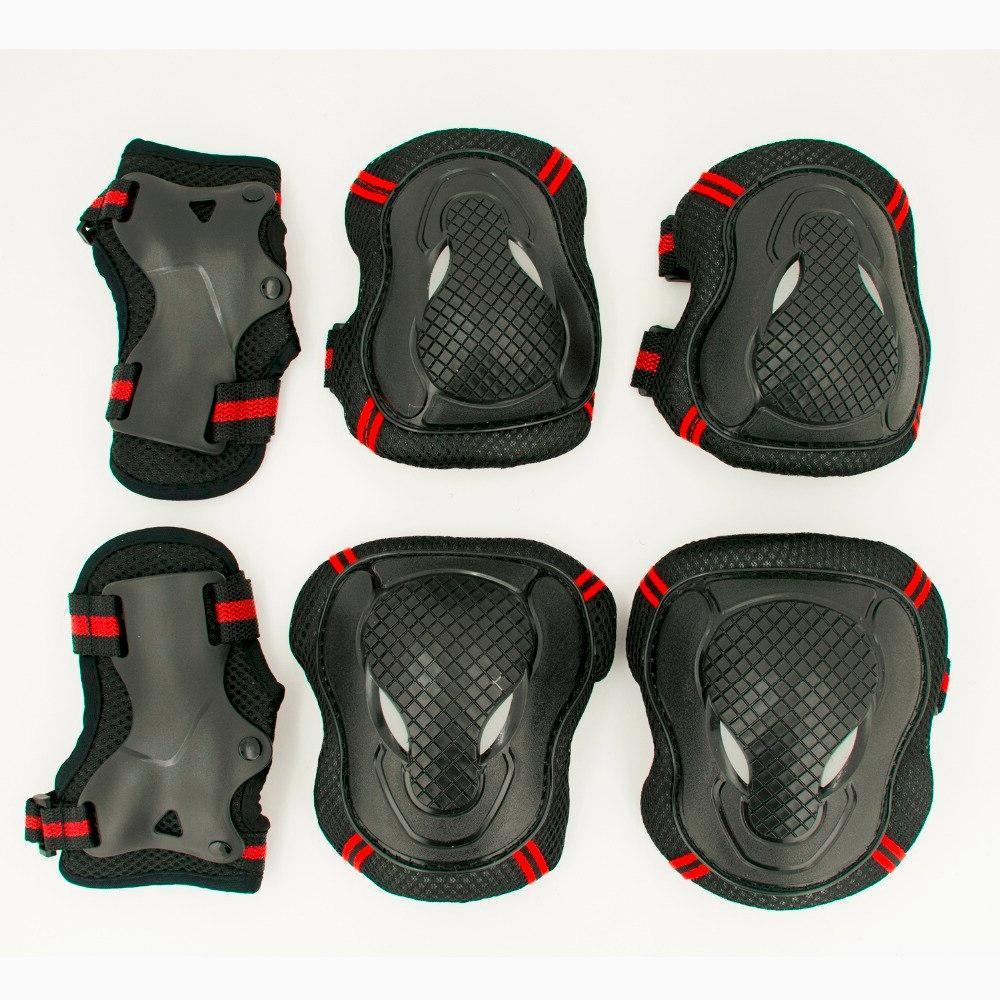 hot 6pcs set skating protective gear set