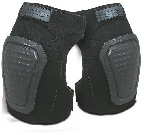 Damascus  Imperial Neoprene Knee Pads with Reinforced Non-sl