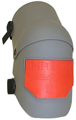 KP Industries Knee Ultra Flex Pads - Gray Orange