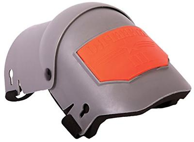 KP Industries Knee Ultra Pads - Gray and Orange