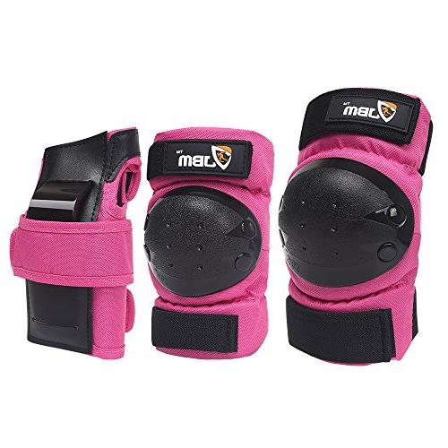 Inline & Roller Skate Protective Gear for Multi Sport Skateb
