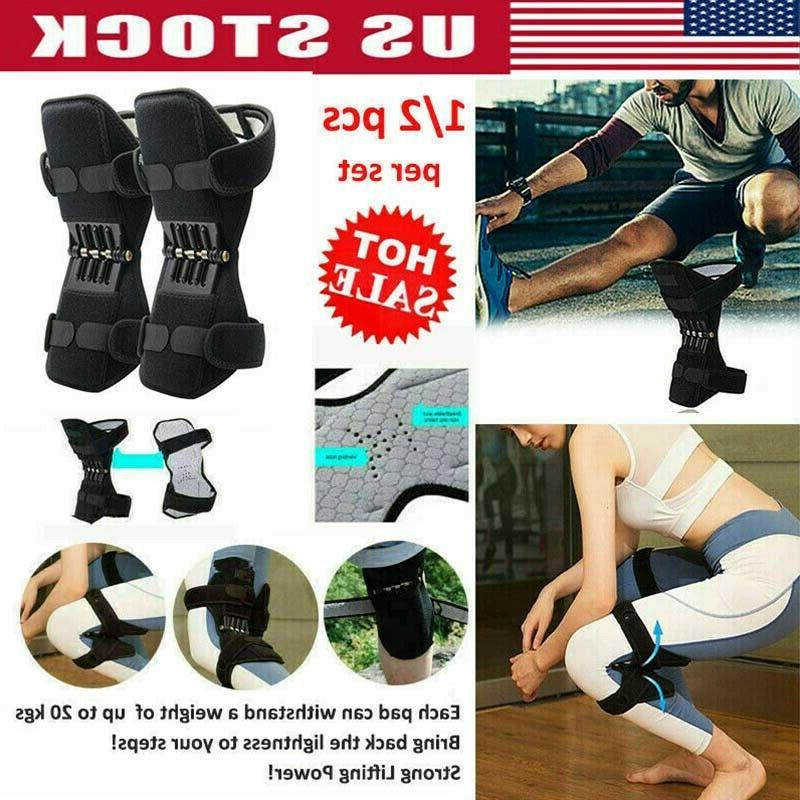 joint support brace knee pads booster lift