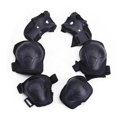 Roller Gear Pad Guard For Elbow Wrist