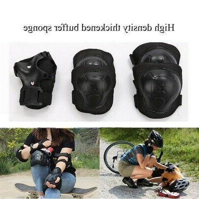 6 pcs kids cycling roller skating protector