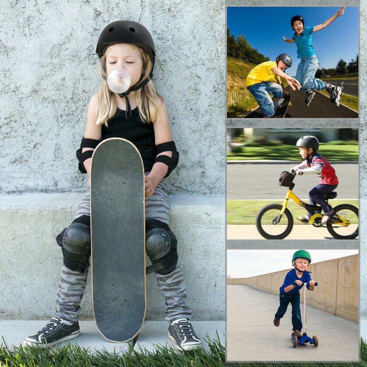 XJD Kids Helmet Knee Pads 3-8 Years Toddler Helmet Skateboard