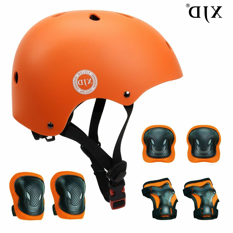 kids helmet knee pads for kids 3