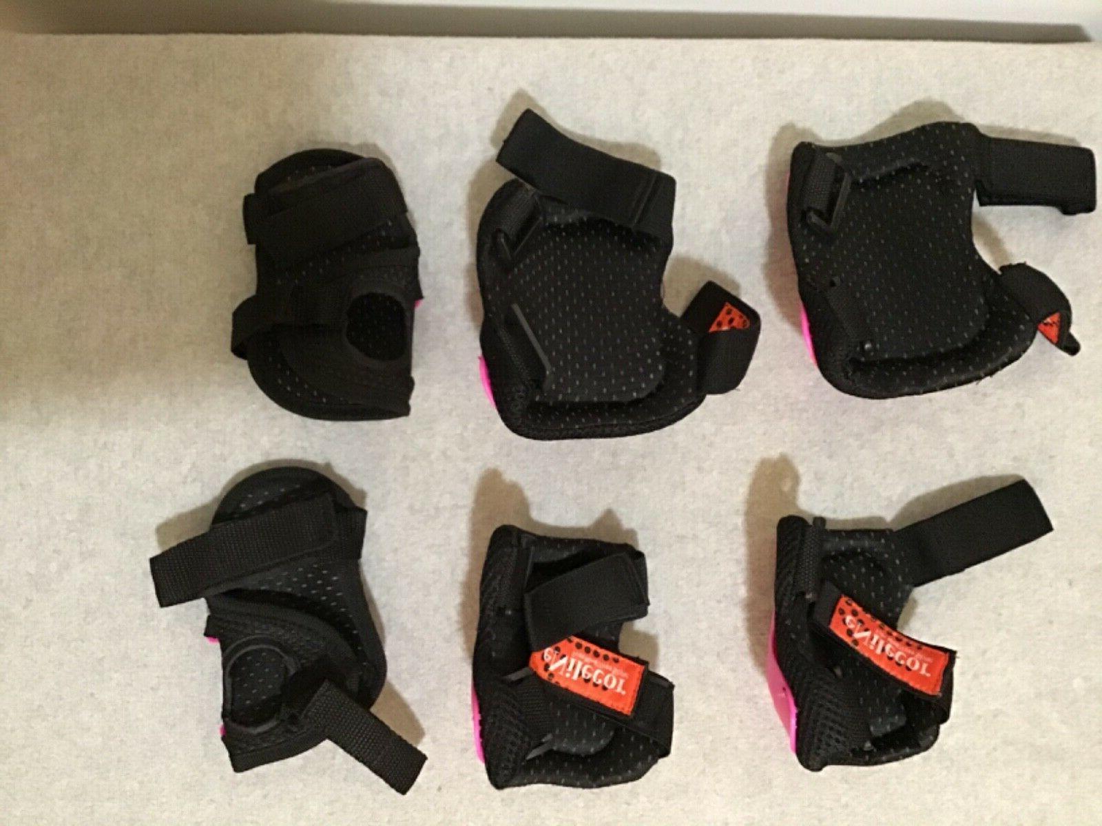 eNilecor Protective Pad 6 Black/Pink NEW