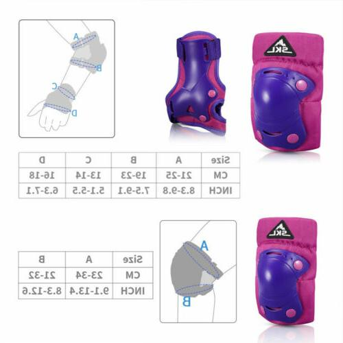 Kids Knee Guards Protective for Cycle