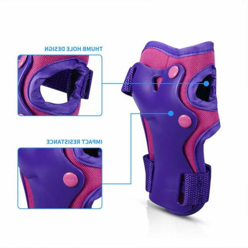 Kids Knee Guards Protective for Skate Cycle