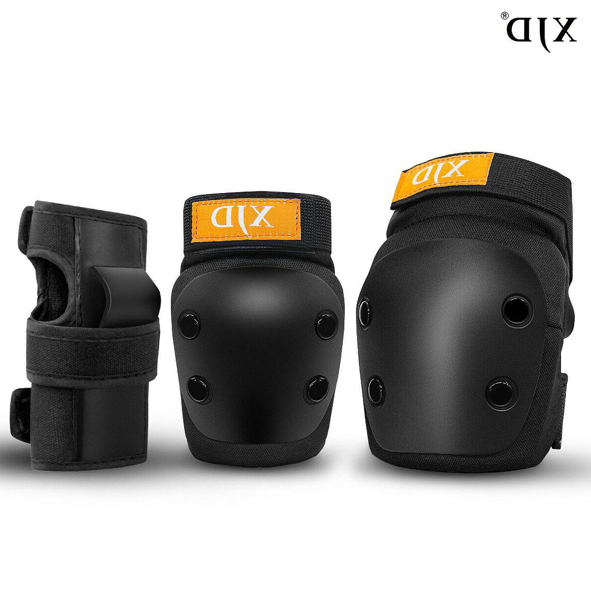 kids protective gear set 3 in 1