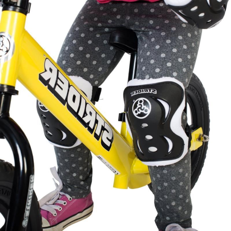 Strider and Elbow Pad Set for Safe Riding,