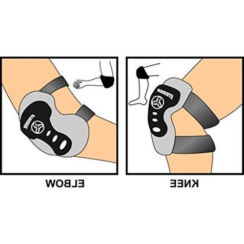 Strider - and Elbow Safe Black
