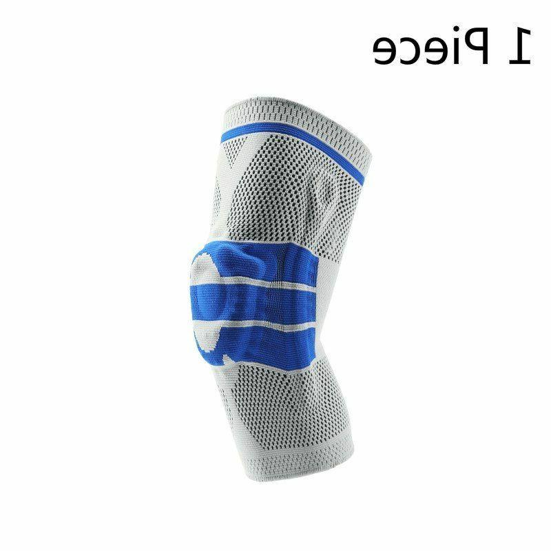 Knee Silicon Protective Volleyball