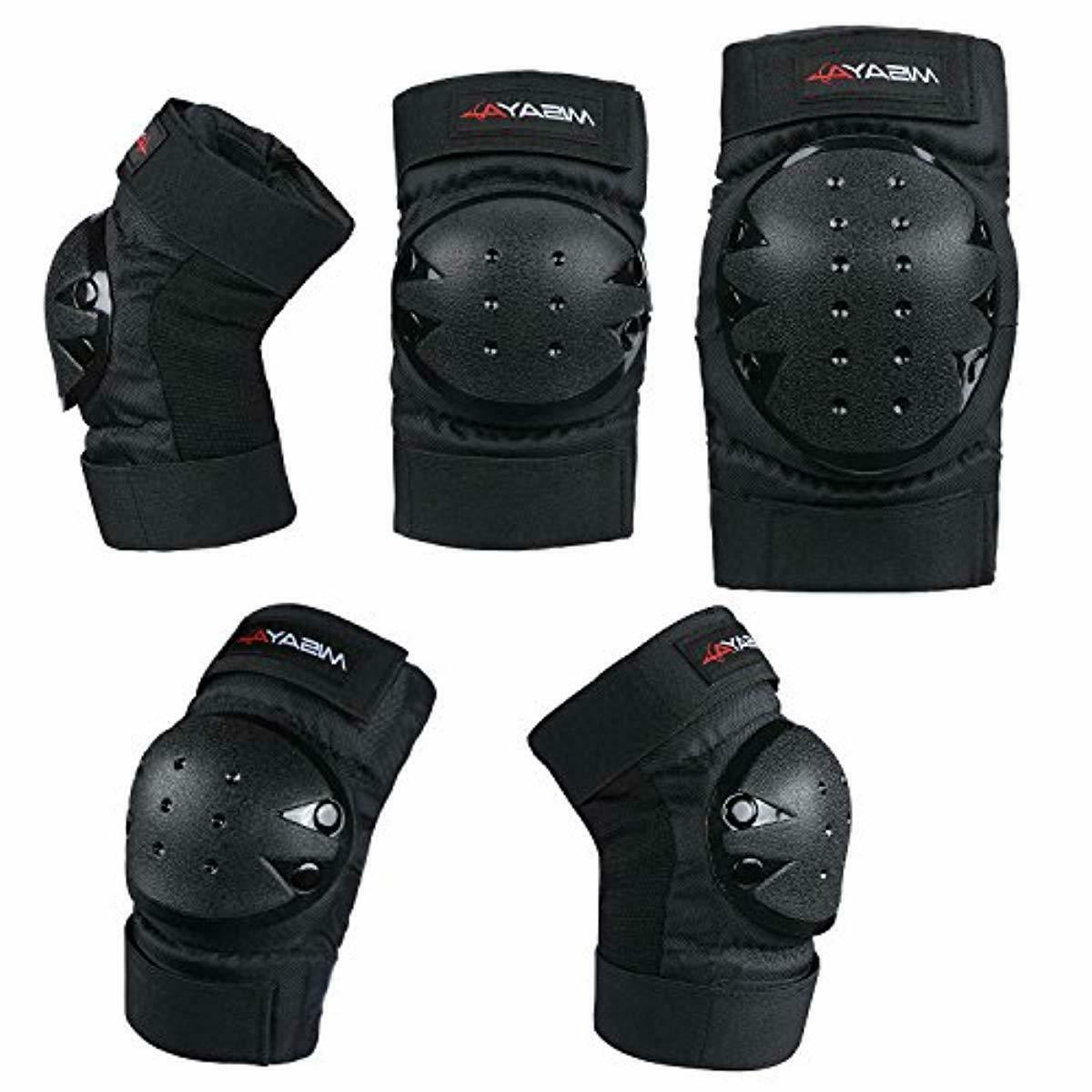 Knee Elbow Pads Wrist in 1 for