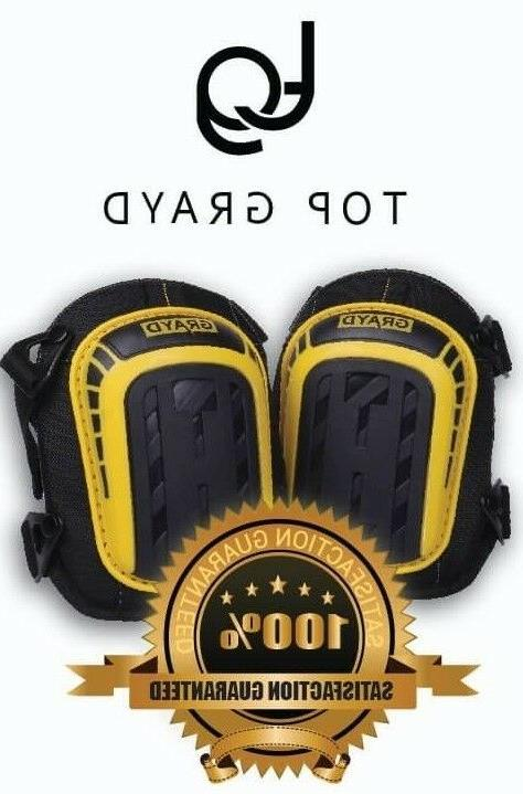 Knee Pads Construction Tools -Includes Cut Gloves
