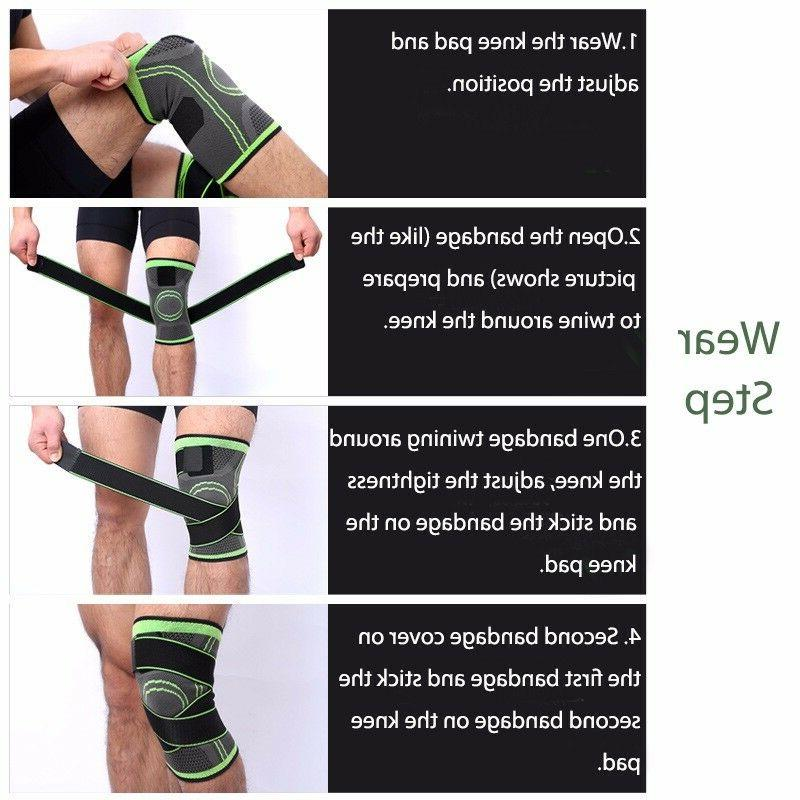 AOLIKES Sleeve Pads Compression Support