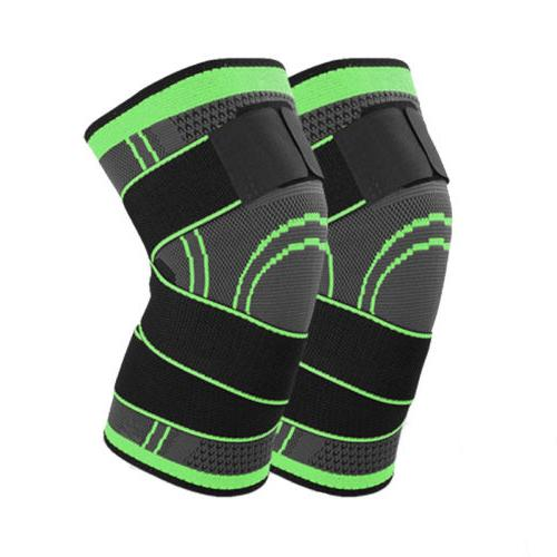 AOLIKES Knee Sleeve Pads Compression Support Joint Pain Arthritis Relief