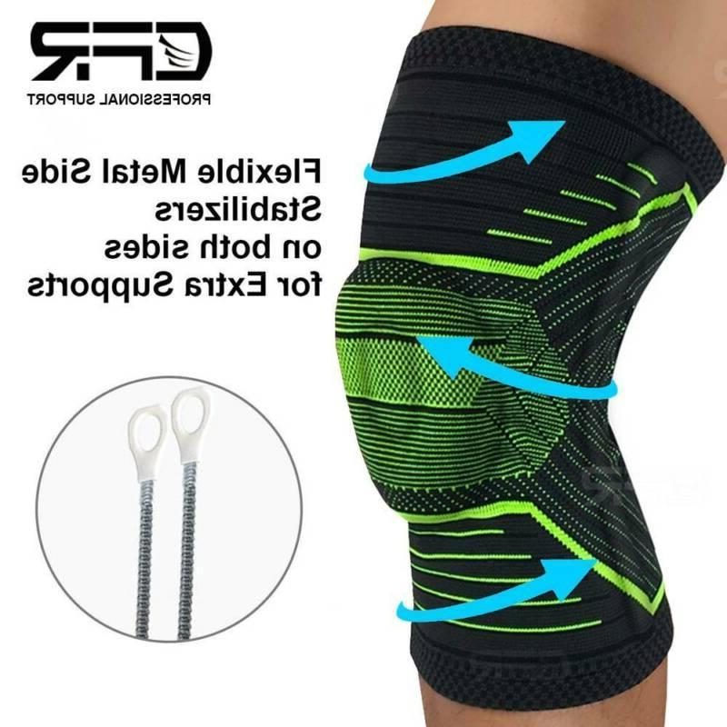 Knee Compression Arthritis Gym Sports Pad