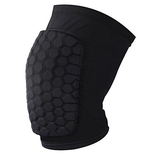 72627e08ca Luwint Knee Support Sleeve - Compression Anti-slip Honeycomb