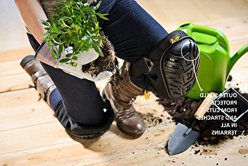 PWR Professional and Enhanced for Gardening, Premium Heavy for Upgraded Longevity and Comfort