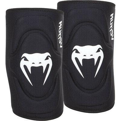 kontact lycra gel knee pads pair