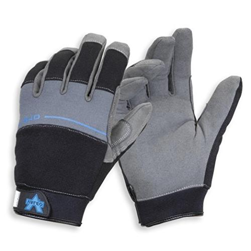 machine washable lined mechanics gloves