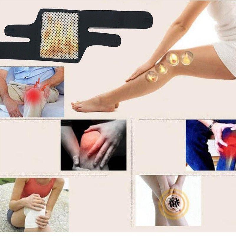 Tourmaline Self Pads Therapy Pain Relief Arthritis Brace