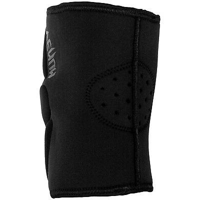 medium large knee pads black black kontact