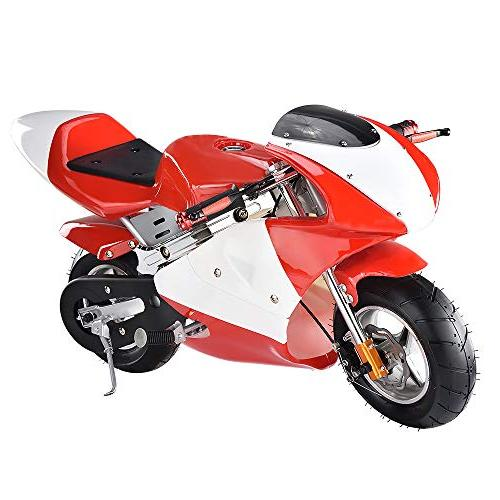 OuchTek Mini Electric Bike, Motorcycle for Boys and