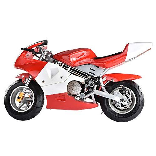 OuchTek Bike, 24V 250W Off-Road Motorcycle Ride-on for and Girls
