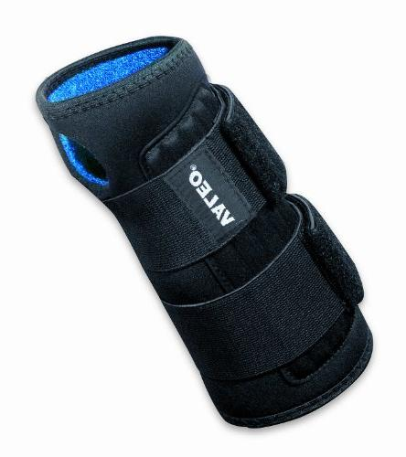 neoprene double wrap wrist support