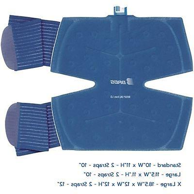 new breg cold therapy polar care pad