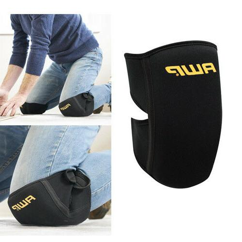 non marring polyester cap knee pads safety