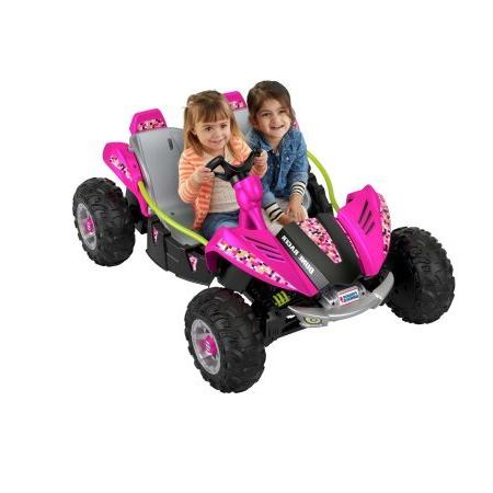Pink Power Racer, Razor & Pad Power Wheels, Fisher-Price Dune Racer, Girls Helmet, Elbow Pads Kids, Kids Sports